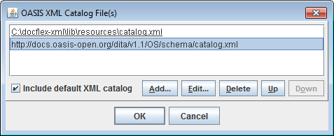 FlexDoc/XML - Features